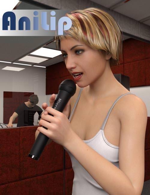 3D Model - AniLip