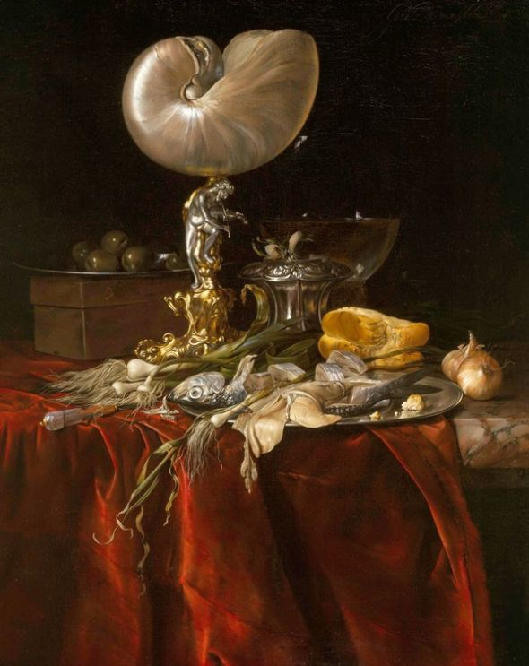 The Art Of Willem Van Aelst