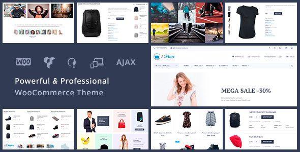 AllStore v1.2.0 - Universal WooCommerce Shop Theme