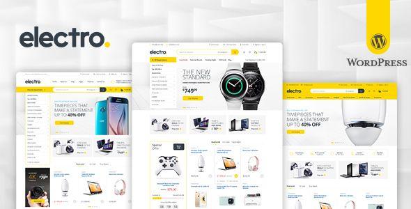 Electro v2.0.8 - Electronics Store WooCommerce Theme