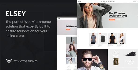 Elsey v1.5.1 - Responsive eCommerce Theme