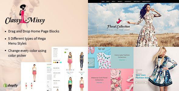 Fashion Woocommerce v1.5 - Responsive Woocommerce Theme