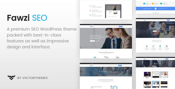 Fawzi v1.3 - WordPress Theme For Marketing