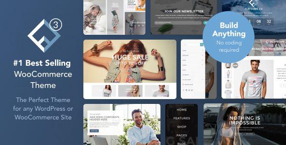 Flatsome v3.6.2 - Multi-Purpose Responsive WooCommerce Theme