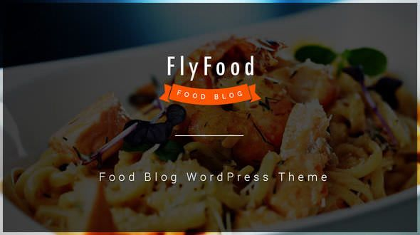 FlyFood v1.0.6 - Catering And Food WordPress Theme