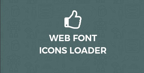 Font Icons Loader For WordPress v0.1