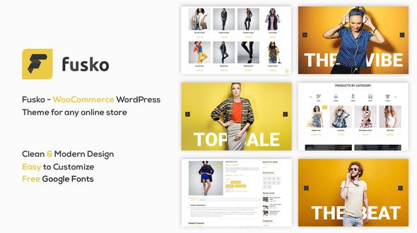 Fusko v1.2 - Tech/Gadgets WooCommerce WordPress Theme