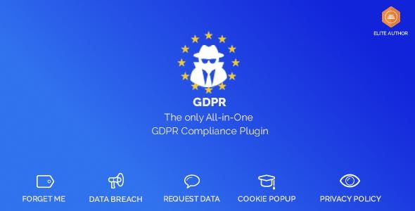 WordPress GDPR v1.8.6