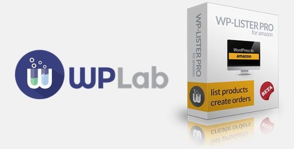 WP-Lister Pro for Amazon v1.0.1