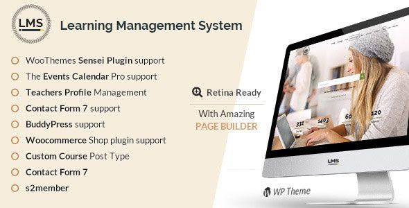 LMS v5.3 - Responsive Learning Management System