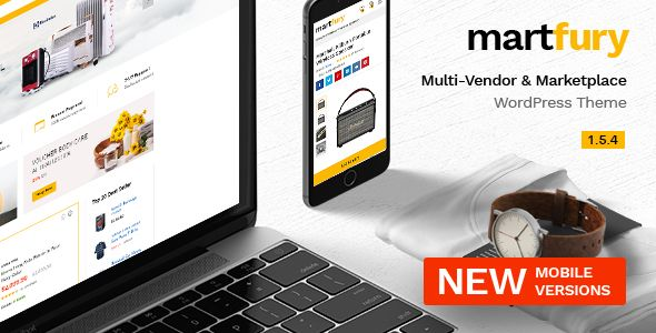 Martfury v1.5.4 - WooCommerce Marketplace Theme