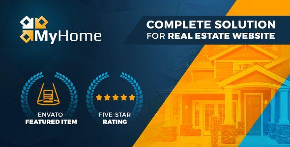 MyHome v3.0.8 - Real Estate WordPress Theme