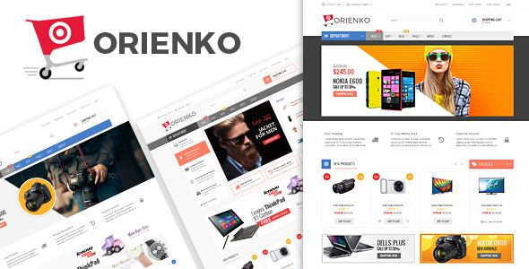 Orienko v1.4 - WooCommerce Responsive Digital Theme