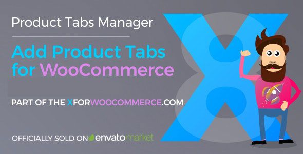 Add Product Tabs For WooCommerce v1.0.6