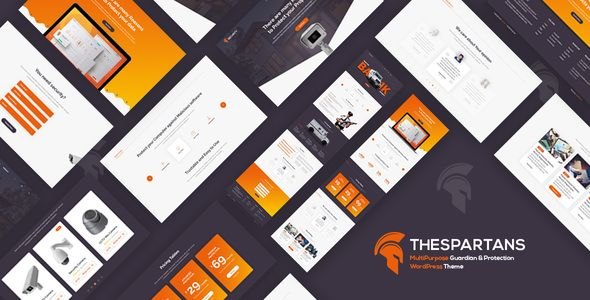 TheSpartans v1.0 - MultiPurpose Guardian & Protection Theme
