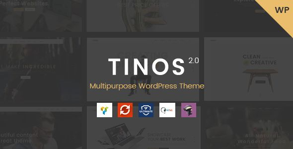 Tinos v2.1 - Multipurpose WordPress Theme