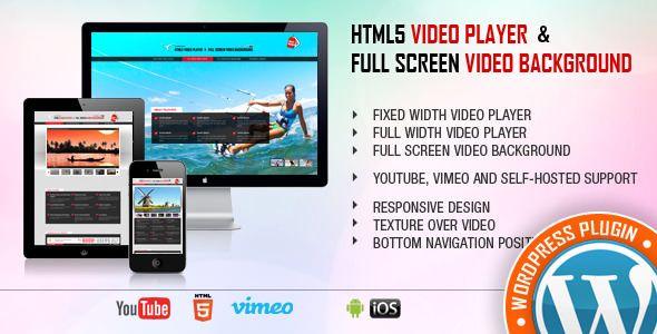 Video Player & FullScreen Video Background v1.8.7