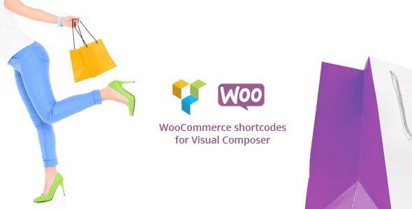 Woocommerce Shortcodes For Visual Composer v1.7.2