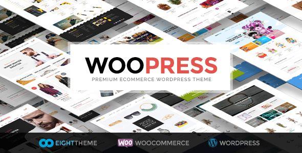 WooPress v4.5.2 - Responsive Ecommerce WordPress Theme