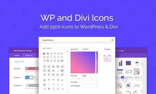 WP And Divi Icons Pro v1.1.0