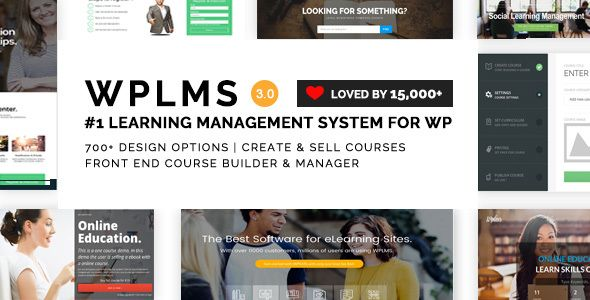 WPLMS v3.9 - Learning Management System For WordPress