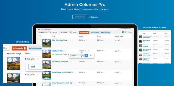 Admin Columns Pro v4.3.6