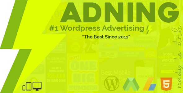 Adning Advertising v1.2.0 - All In One Ad Manager
