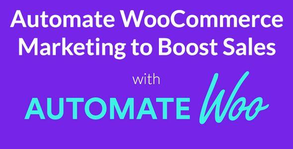 AutomateWoo v3.8.0 - Marketing Automation For WooCommerce