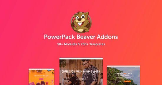 Beaver Builder PowerPack Addon v2.6.6.1