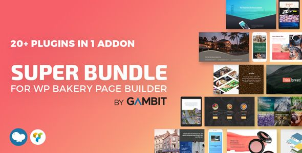 Super Bundle For WPBakery Page Builder v1.3.3