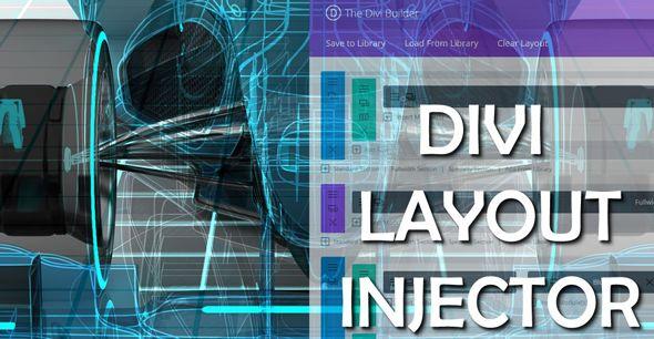 Divi Layout Injectors