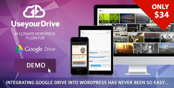 Use-Your-Drive v1.11.4 - Google Drive Plugin for WordPress