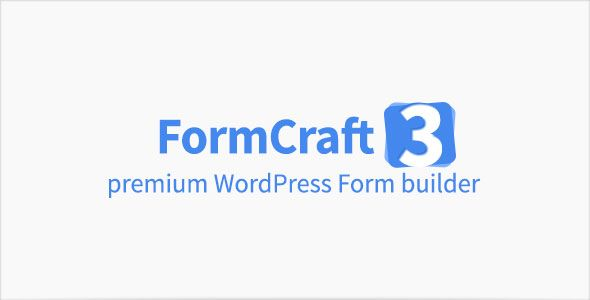 FormCraft v3.7 - Premium WordPress Form Builder