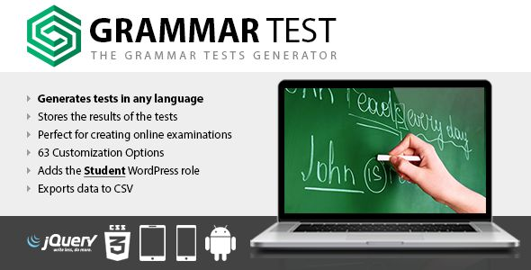 Grammar Test v1.15