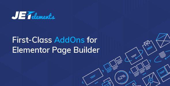 JetElements v1.11.0 - Addon For Elementor Page Builder
