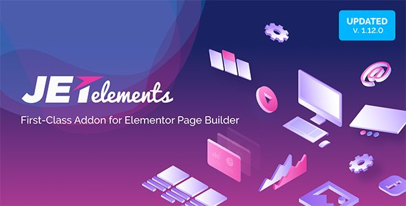 JetElements v1.12.0 - Addon For Elementor Page Builder