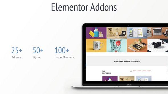 LivemeshThemes - Addons for Elementor Pro v1.8.1