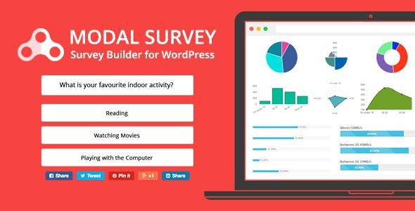 Modal Survey v1.9.9.2 - WordPress Poll, Survey & Quiz Plugin
