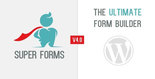 Super Forms v4.1.6 - Drag & Drop Form Builder