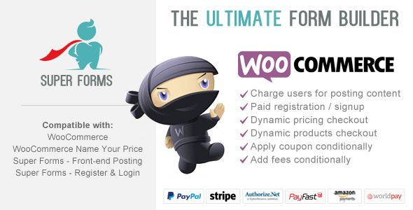 Super Forms - WooCommerce Checkout Add-on v1.3.9