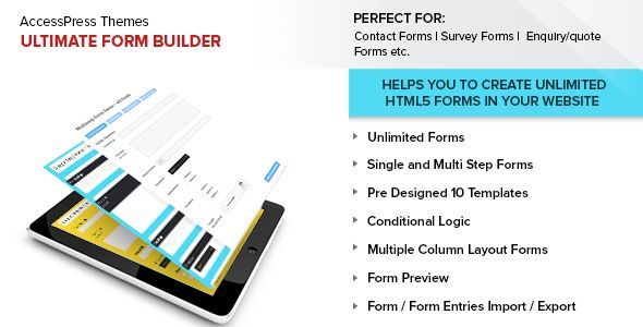 Ultimate Form Builder v1.1.7