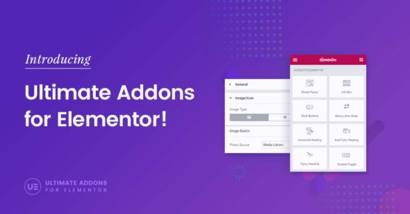 Ultimate Addons For Elementor v1.5.1