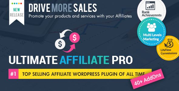 Ultimate Affiliate Pro WordPress Plugin v4.5