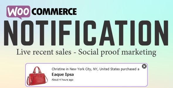WooCommerce Notification v1.3.6.1