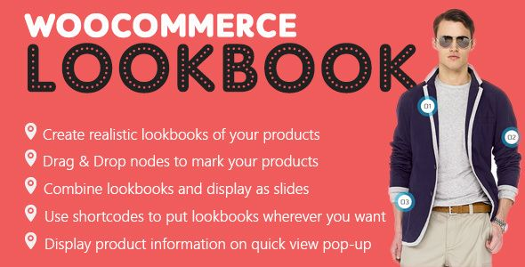 WooCommerce LookBook v1.1.2.4 - Shop By Instagram