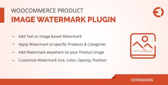 WooCommerce Product Image Watermark Plugin v1.0.2