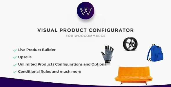 Woocommerce Visual Products Configurator v5.2