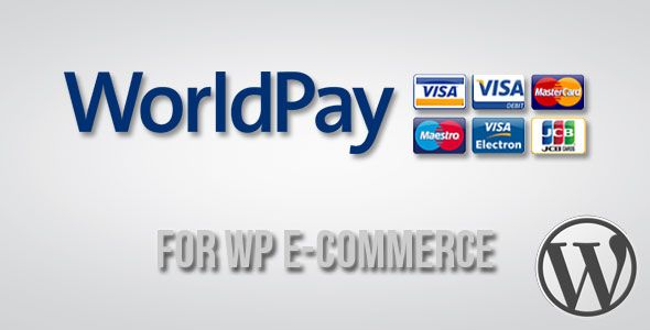 WorldPay Gateway for WP E-Commerce v1.7.6