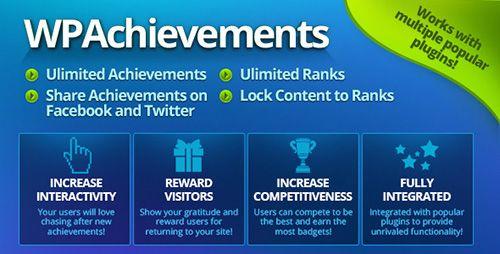 WPAchievements v8.11 - WordPress Achievements Plugin